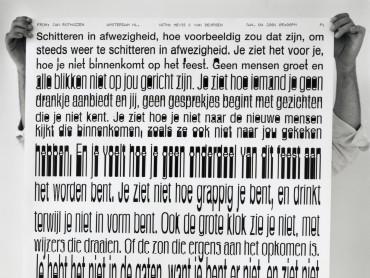 Jan Rothuizen- Schitteren in afwezigheid