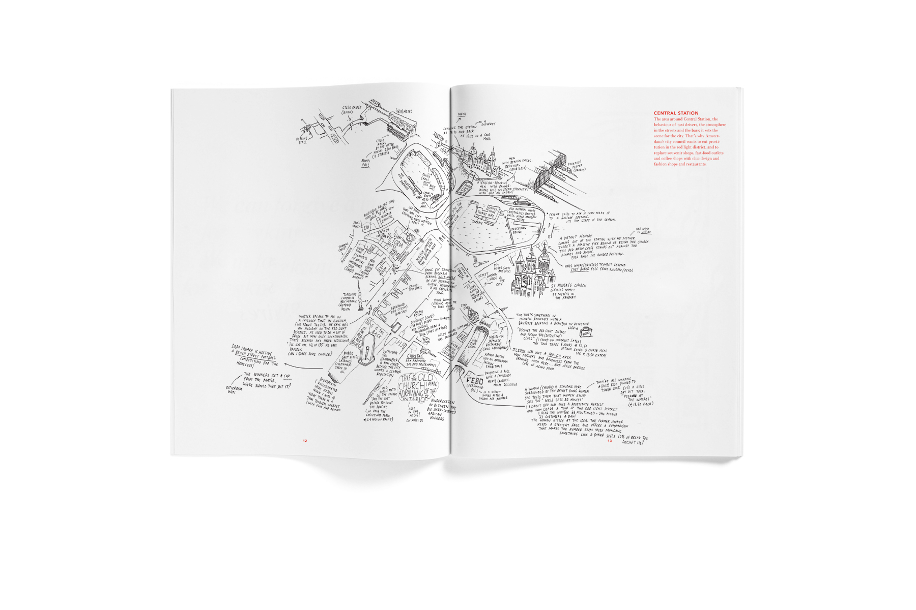 JAN ROTHUIZEN-The Soft Atlas of Amsterdam