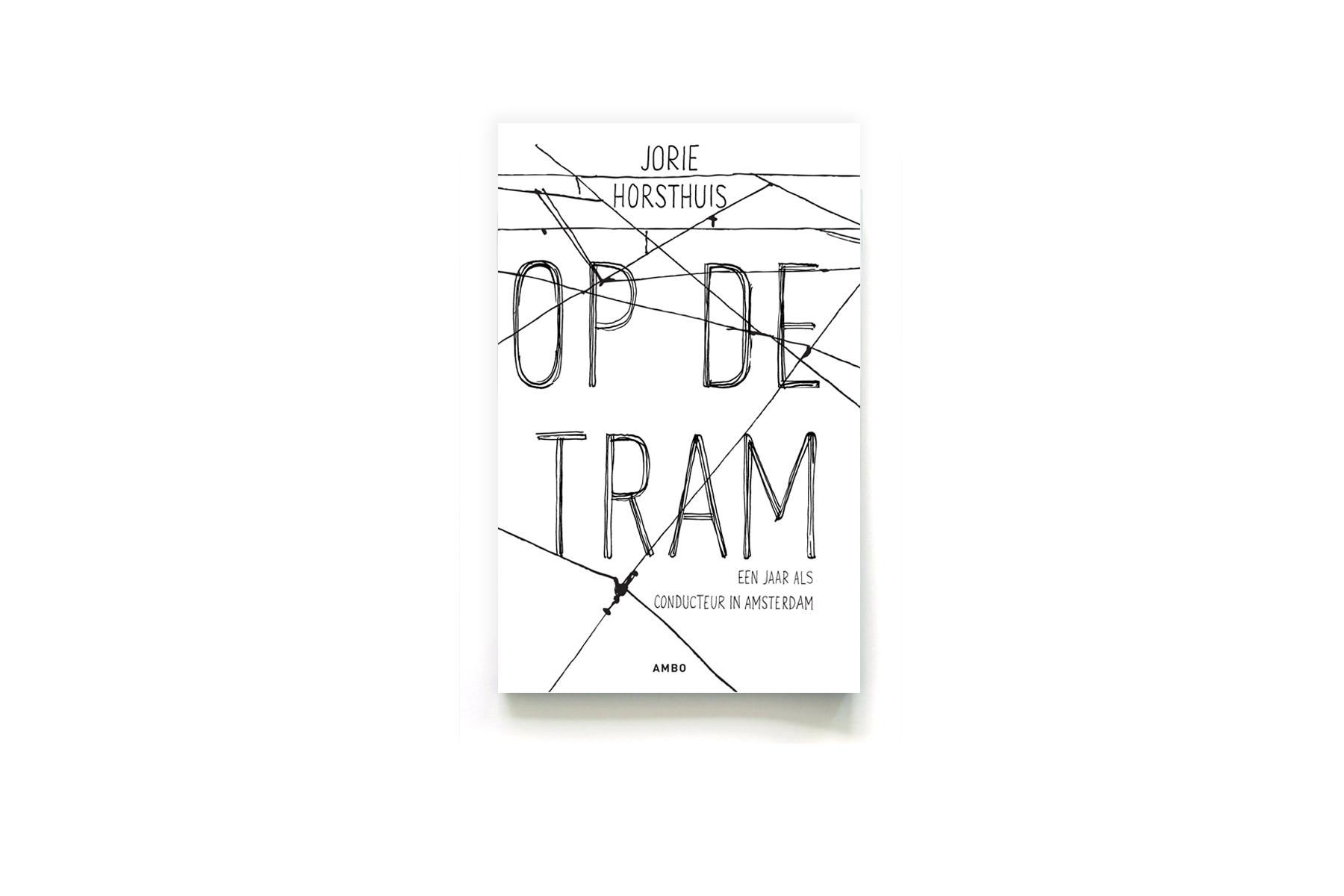 JAN ROTHUIZEN-Op de tram