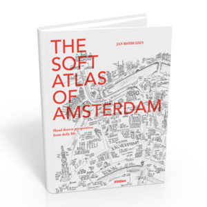 Soft Atlas of Amsterdam -Jan Rothuizen