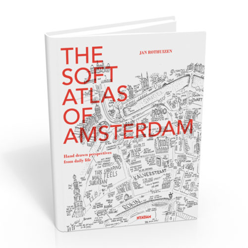 Soft Atlas of Amsterdam -Jan Rothuizen
