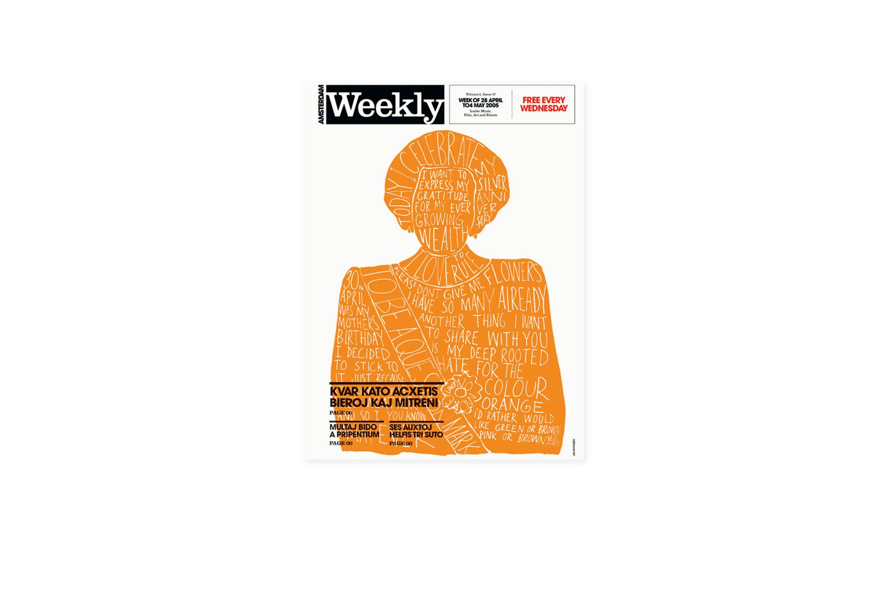 JAN ROTHUIZEN-Amsterdam Weekly