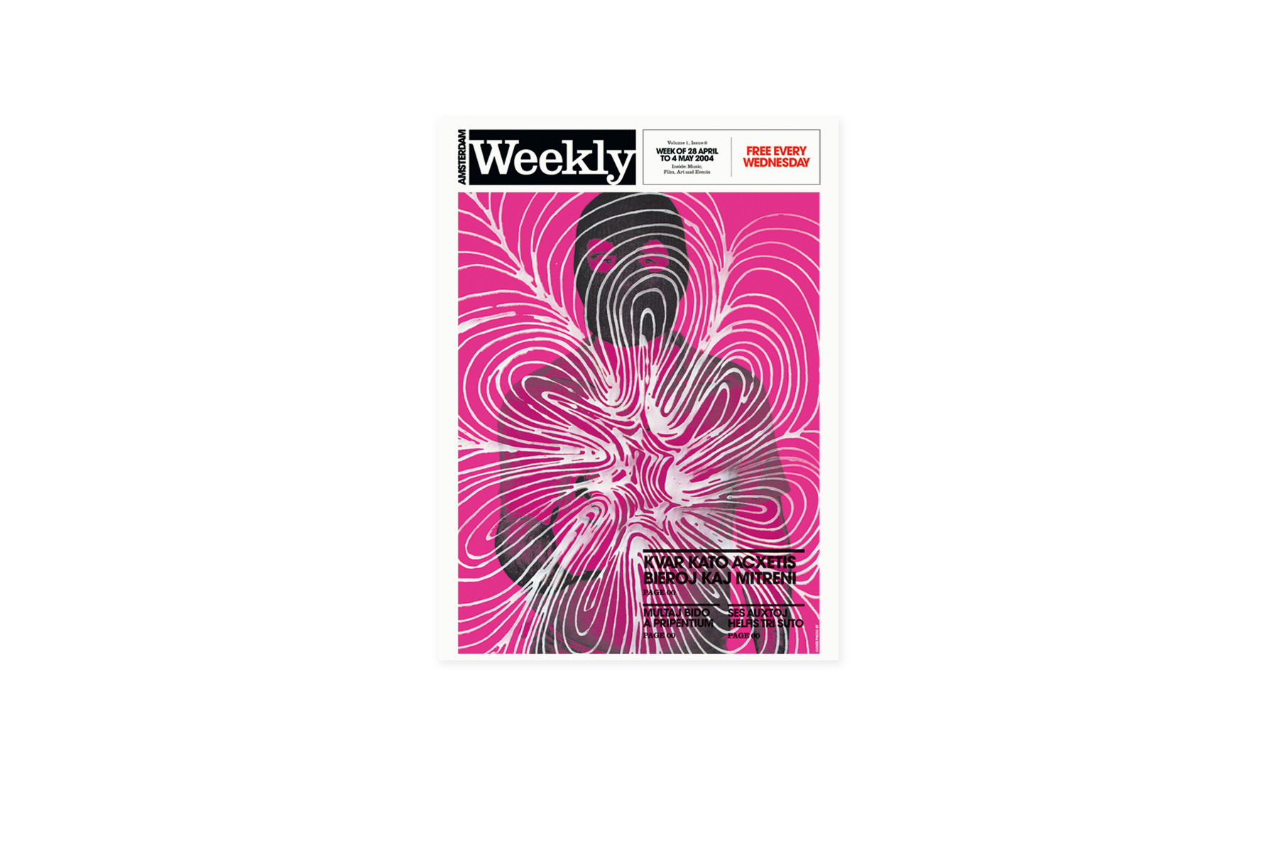 JAN ROTHUIZEN-Amsterdam Weekly