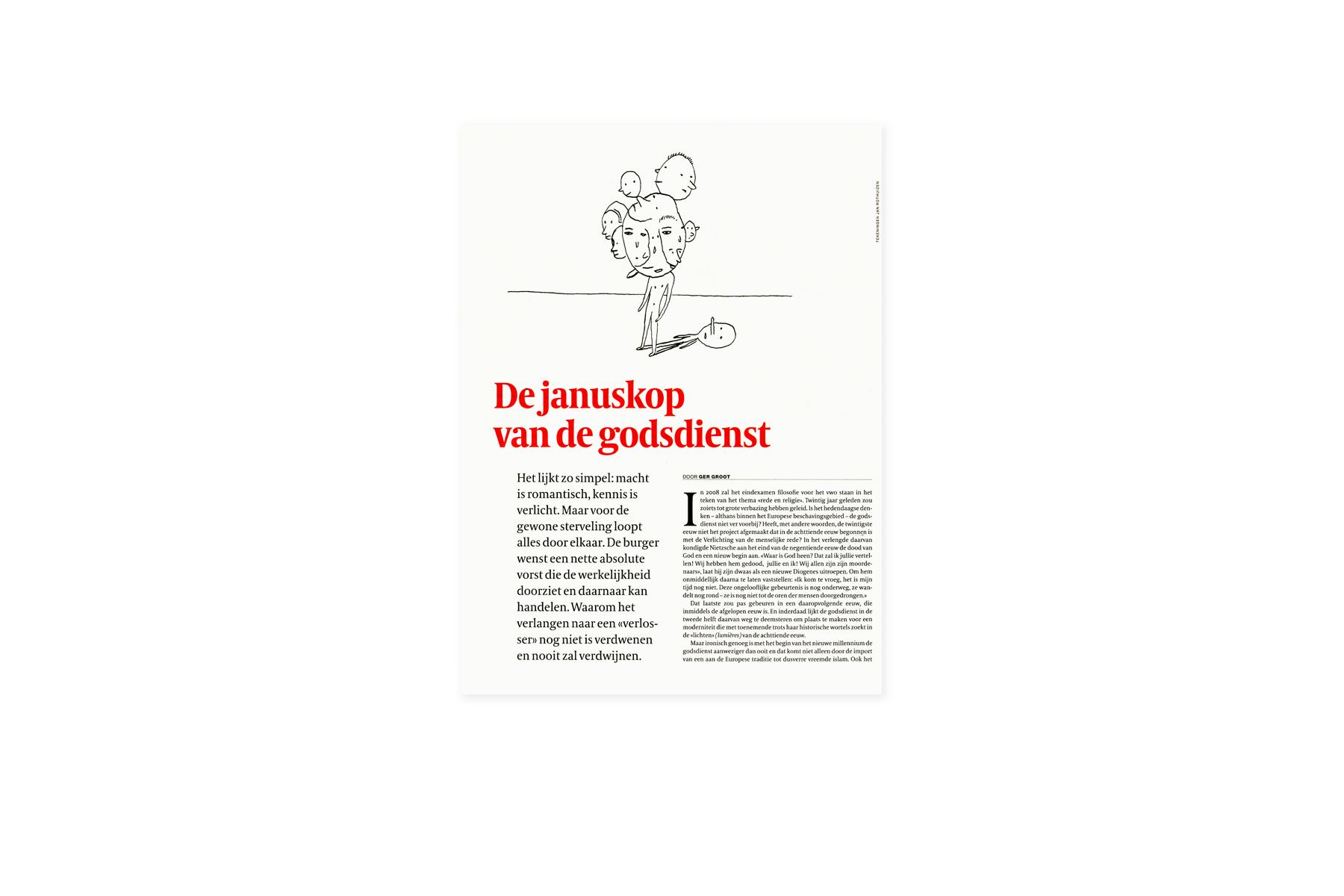 JAN ROTHUIZEN-Groene Amsterdammer