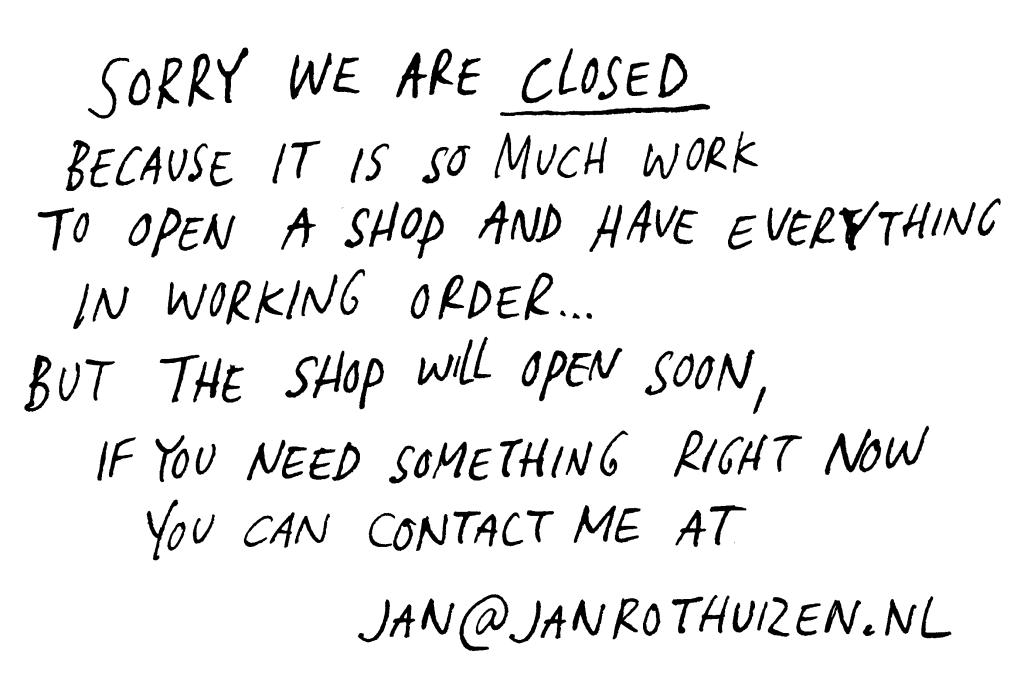 Shop-Jan Rothuizen