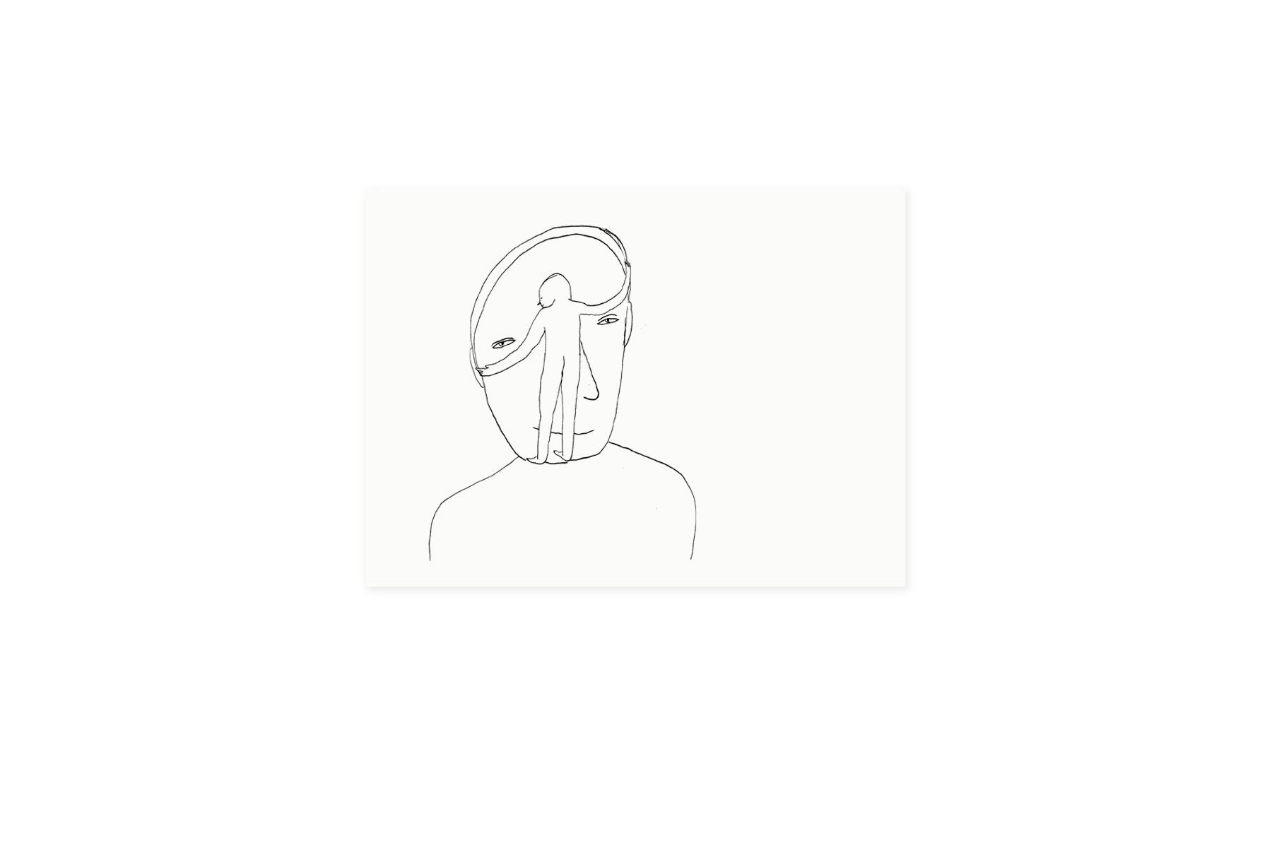 JAN ROTHUIZEN-Mixed drawings