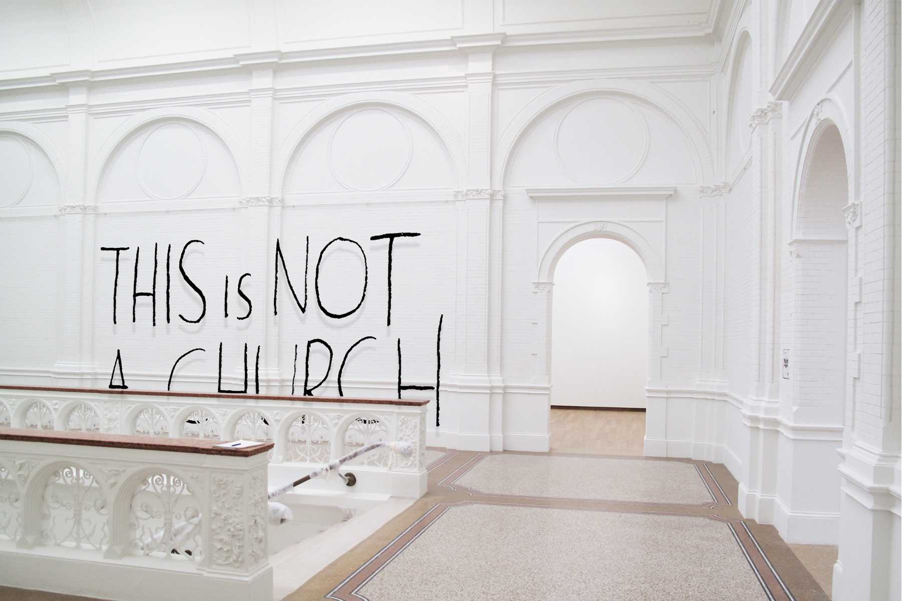 JAN ROTHUIZEN-This is not a church