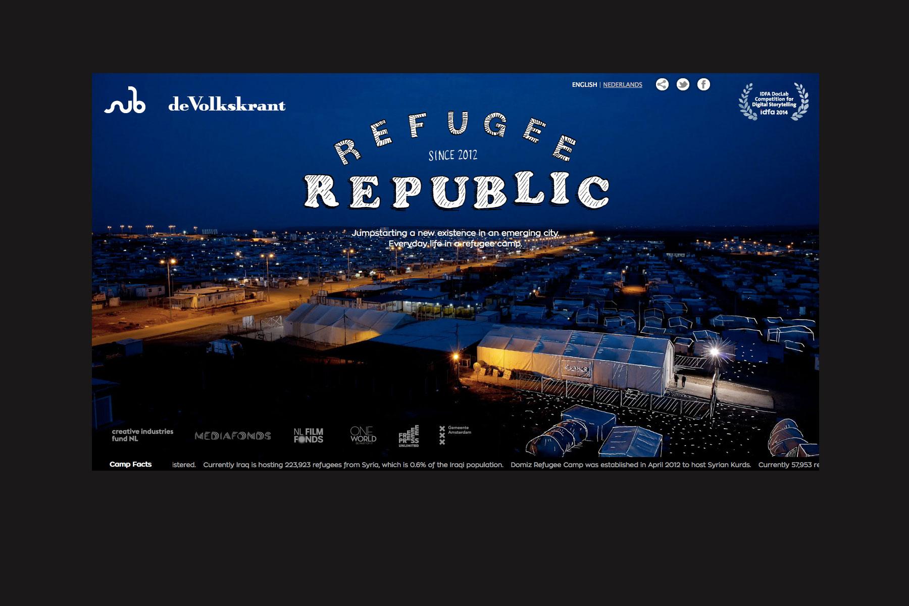 JAN ROTHUIZEN-Refugee Republic