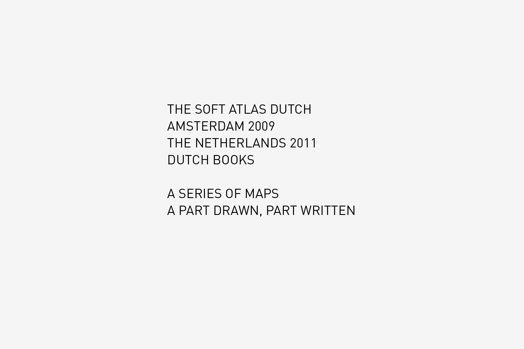 JAN ROTHUIZEN-The Soft Atlas Dutch