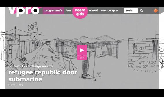 Refugee Republic-Jan Rothuizen