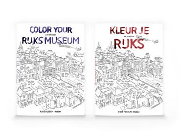 Kleur je Rijks - Jan Rothuizen