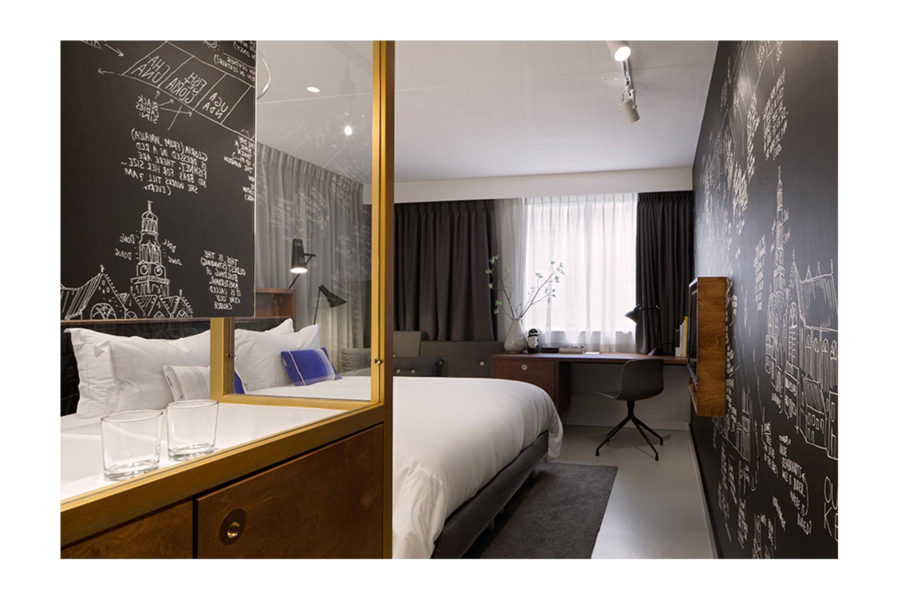 JAN ROTHUIZEN-Ink Hotel