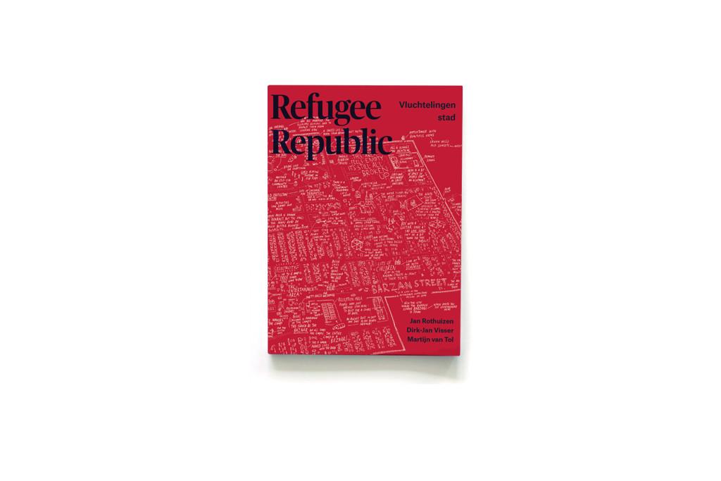Jan Rothuizen Personal Website Refugee Republic Book
