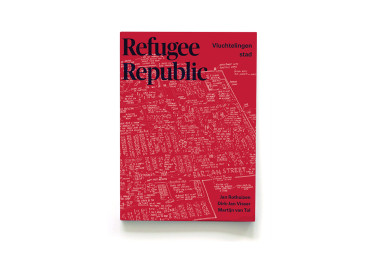 Refugee Republic book - Jan Rothuizen
