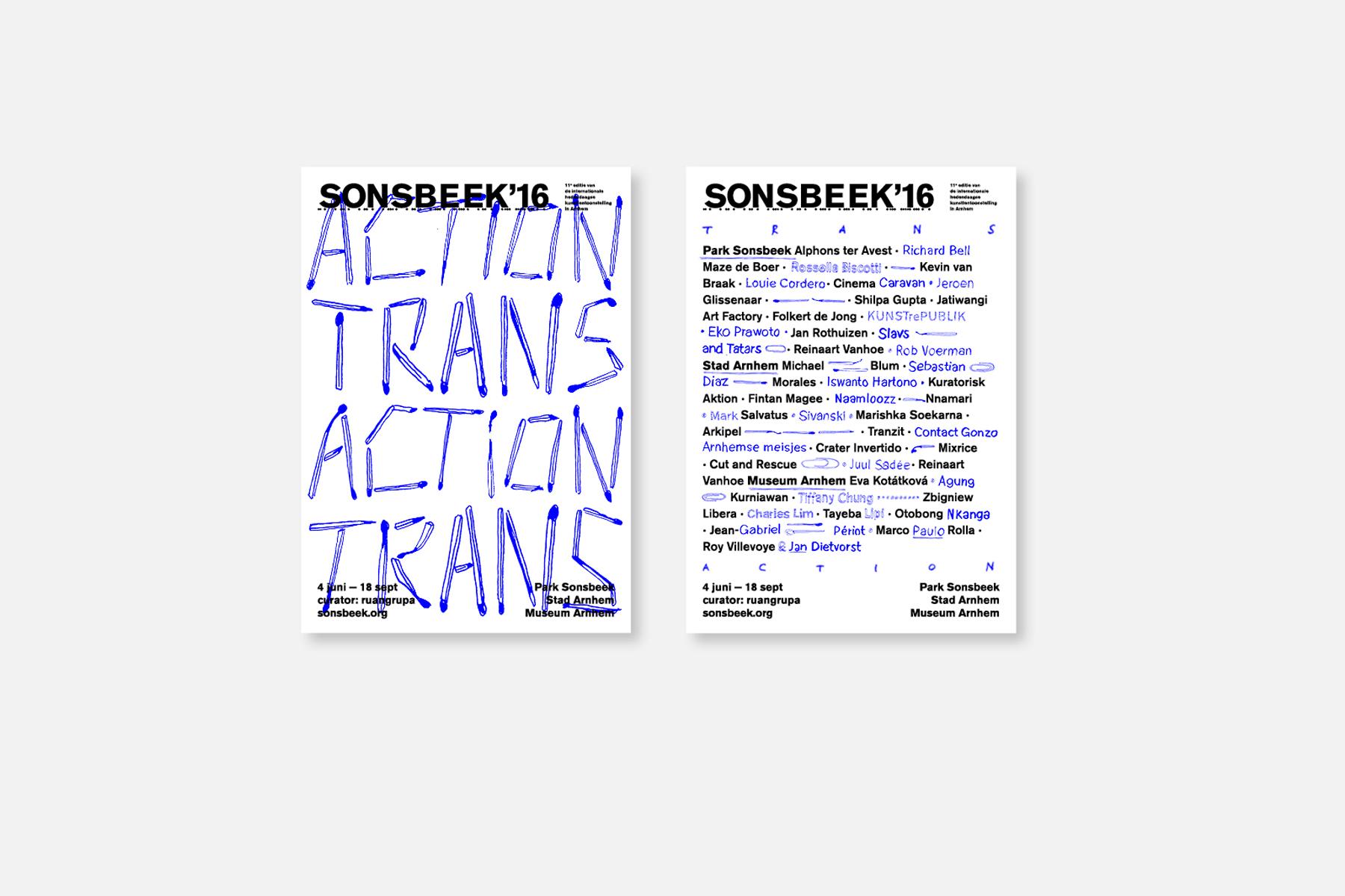 JAN ROTHUIZEN-Sonsbeek'16 TransAction