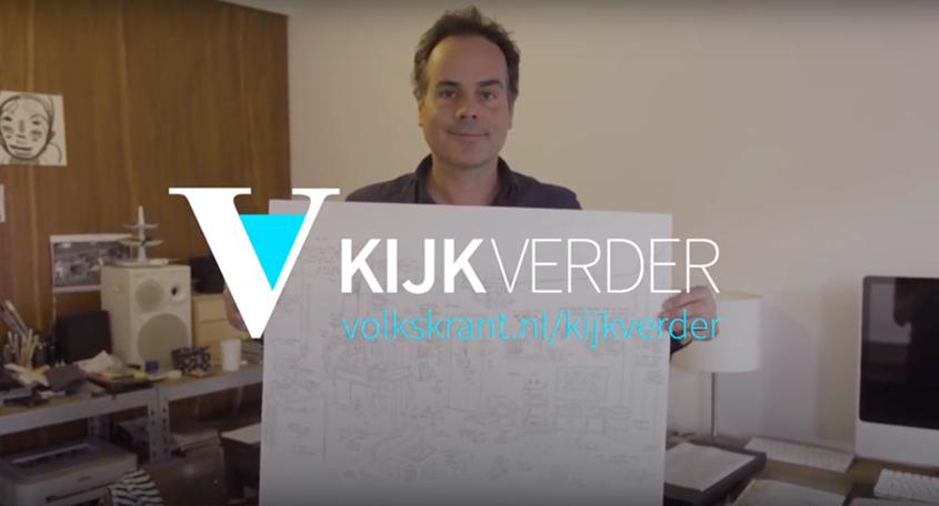 Kijk verder VK - Jan Rothuizen