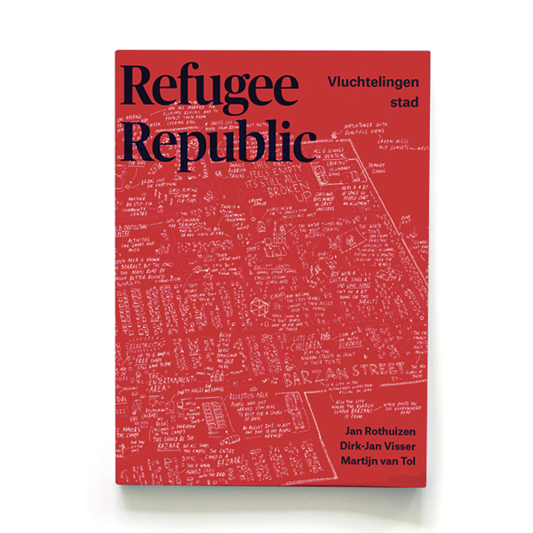 Refugee Republic - Jan Rothuizen